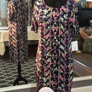 Lularoe XL Julia dress